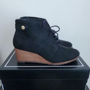 NEW Dr Scholl's Wedges bootie Size 7.5